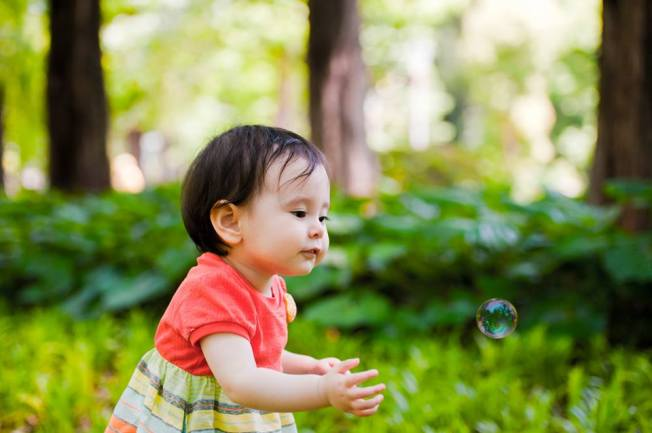 Kidfavz, Sara and The Bubble