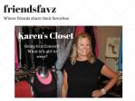 Karen's Closet – Going to aConcert