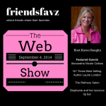 friendsfavz, Web Show Preview